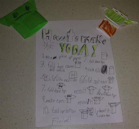 Origami Yoda Book 6 - yoda instrux search results origami yoda page 6