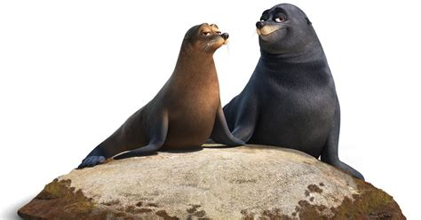 Sea lions and loons and otters! 'Finding Dory' adds ocean