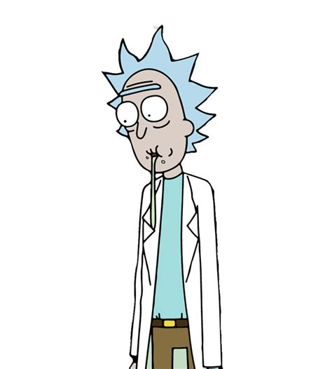 Rick And Morty Clipart