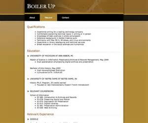 sample boiler operator resume free boiler operator cv