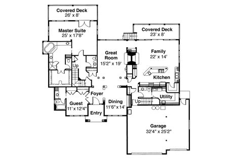 classic floor plans classic house plans merritt 30 145 associated designs