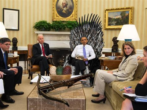 house of thrones white house game of thrones picture business insider