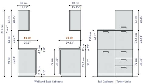 standard wall cabinet height standard kitchen cabinet depth cabinet height above