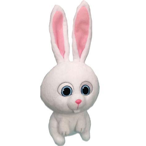 ty beanie baby snowball  rabbit secret life  pets