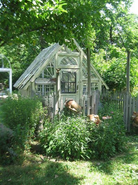 Glashaus Fur Garten