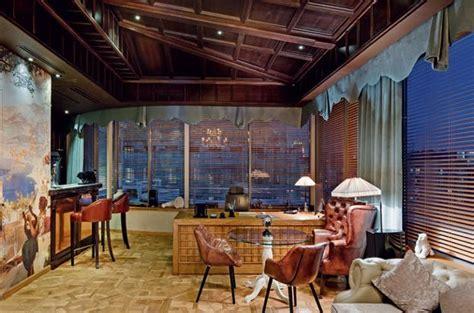 decorating style modern office design blending elegant style and homey feel