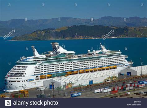 boat cruise wellington voyager of the seas cruise ship wellington north island