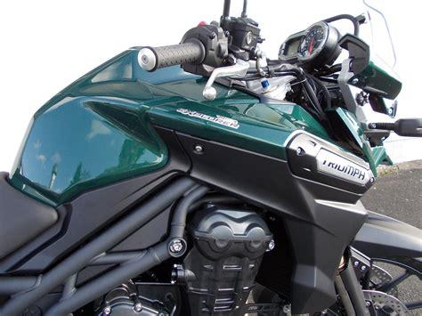 Motorrad Triumph Tiger Explorer by Umgebautes Motorrad Triumph Tiger Explorer Von Motorrad