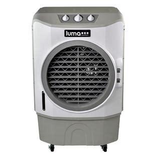 luma comfort ec220w luma comfort corporation ec220w 10 6 gal evaporative cooler