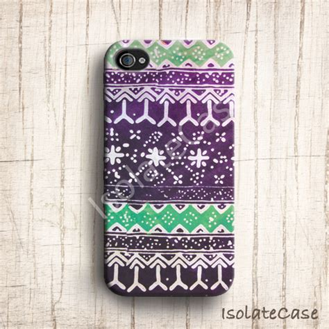tribal pattern iphone 4 case tribal aztec iphone 4 case batik pattern iphone 4s case
