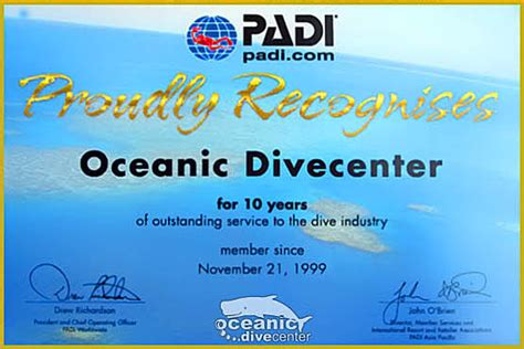 oceanic dive oceanic dive center