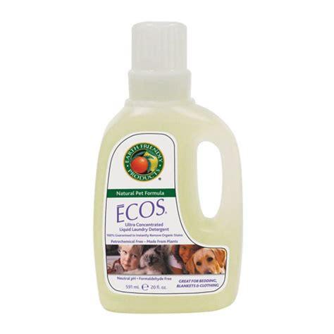 earth friendly pet laundry detergent