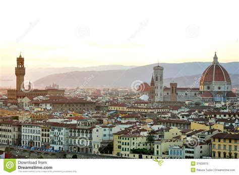 time out florence city florence city panoramic view italy royalty free stock photo image 31630915