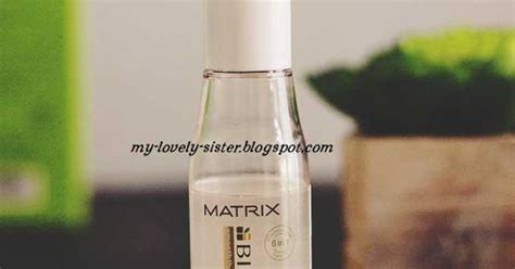 Serum Rambut Matrix my lovely a with monday s