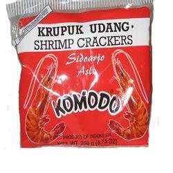 Krupuk Udang krupuk udang shrimp crackers