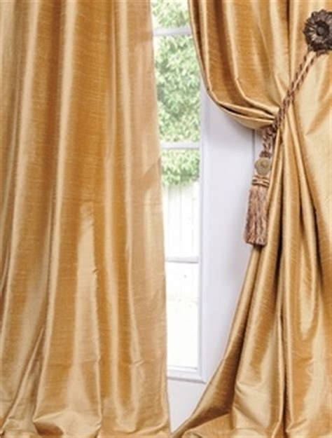 gold silk curtains 1000 images about dupioni silk curtains on pinterest