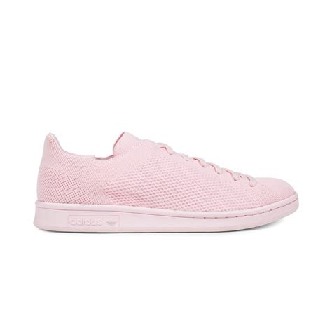 Original Adidas Stan Smith Pink adidas originals stan smith primeknit semi pink glow semi pink glow semi pink glow 32 70