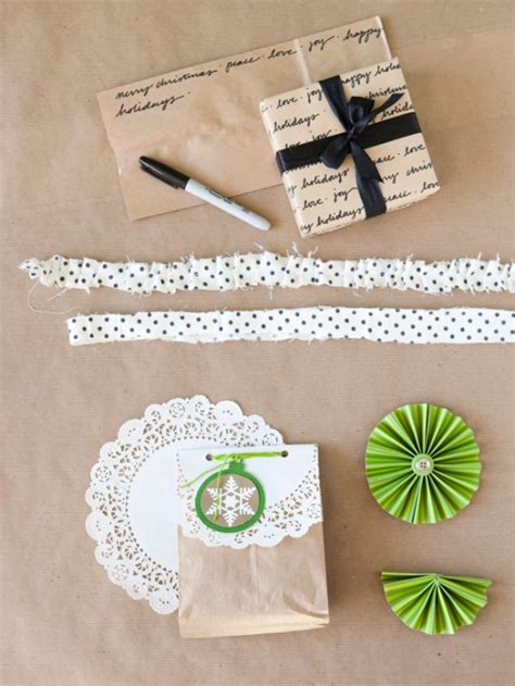 Craft Paper Wrapping Ideas - craft paper think crafts by createforless