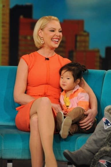 Katherine Heigls Steals The Show by The View Naleigh Steals The Show Katherine Heigl