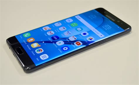 Samsung Galaxy Note 7 samsung galaxy note 7 battery of the flagship has no