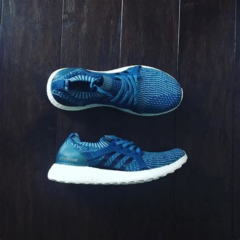 Adidas Ultra Boost Parley Blue Limited Edition ultraboost x parley shoes