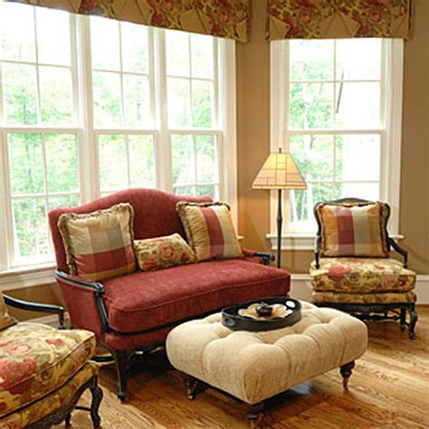 Living Home Decor Ideas Living Room Country Decorating Ideas Window