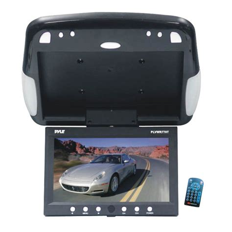 Monitor Built In Tv Tuner 7 Roof Mount Tft Lcd Monitor W Built In Tv Tuner