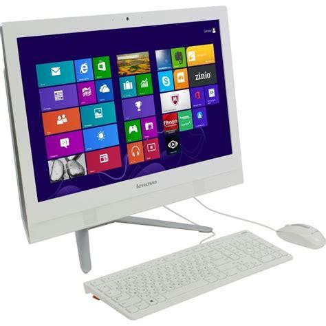 Adaptor Pc All In One Lenovo lenovo pc desktop all in one c50 30 i3 processore intel