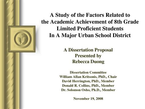 what is phd dissertation master thesis defense presentation ppt 187 community service