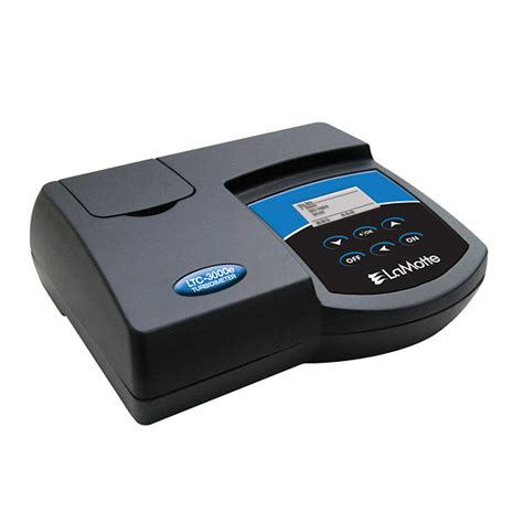 lamotte ltc3000we benchtop turbidity and chlorine meter epa compliant from cole parmer