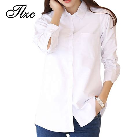 Blouse Kemeja Preloved Fit To Xl Top Quality Fashion White Blouse Color