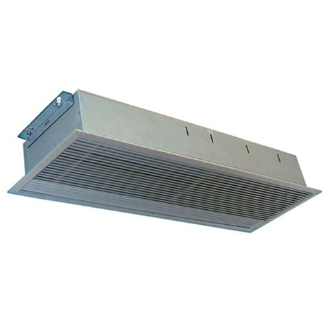 recessed air curtain consort claudgen rac1006 6kw recessed air curtain