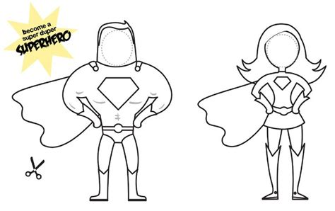 make yourself a superhero school classroom theme