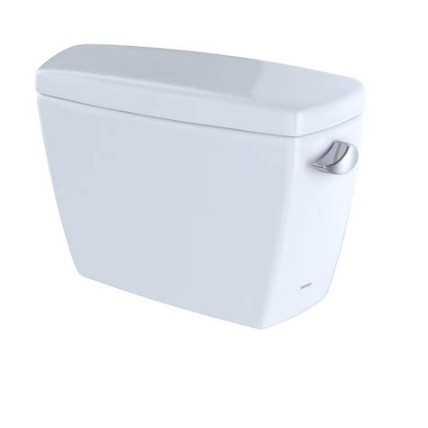 Eco Drake Toilet 1 28 Gpf by Toto Eco Drake 1 28 Gpf Single Flush Toilet Tank Only With