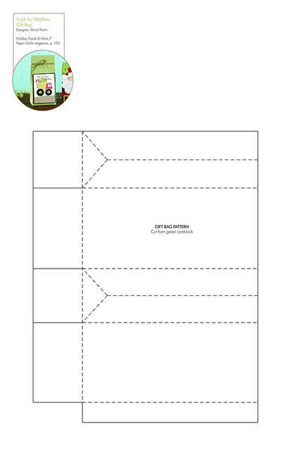 pattern in making paper bag 134 best patterns for cards card bases boxes bags and