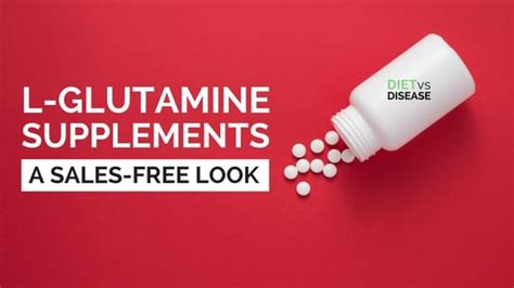 Supplements For Free Viactiv Sles by L Glutamine Supplements A Sales Free Look