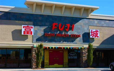 fuji japanese steak house fuji hibachi steakhouse birmingham lights
