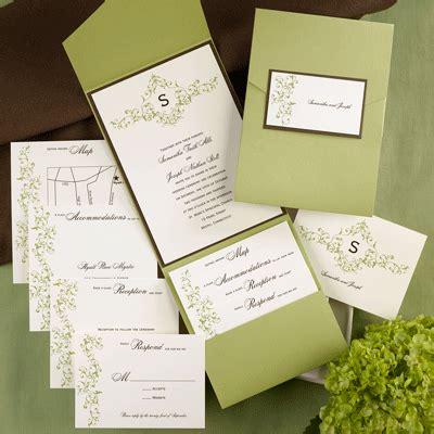 wedding invitations craft set carlson craft the clover shoppe