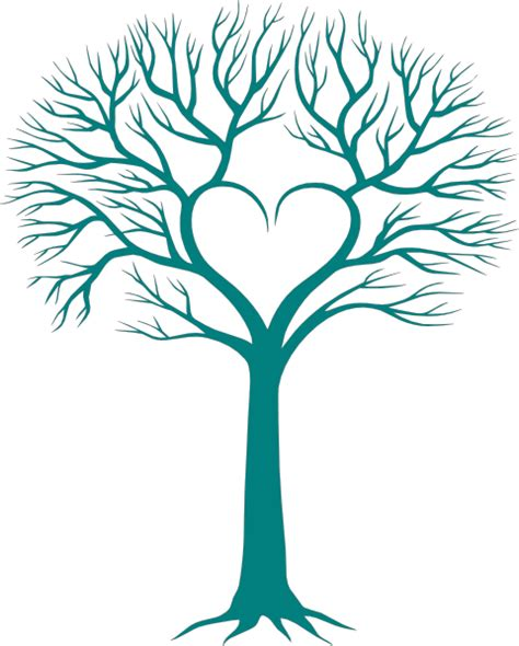 tree tattoo png family tree with heart clip art clever crafts