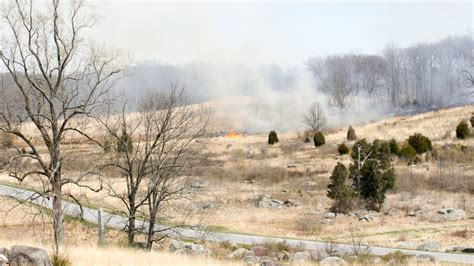 Gettysburg Mba In Late 30s Worth It by Top Controlled Burn Gettysburg Daily