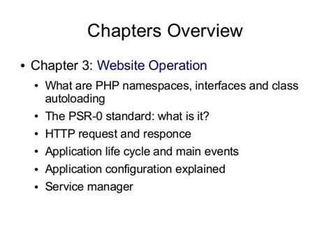 zf2 layout variables using zend framework 2 book presentation