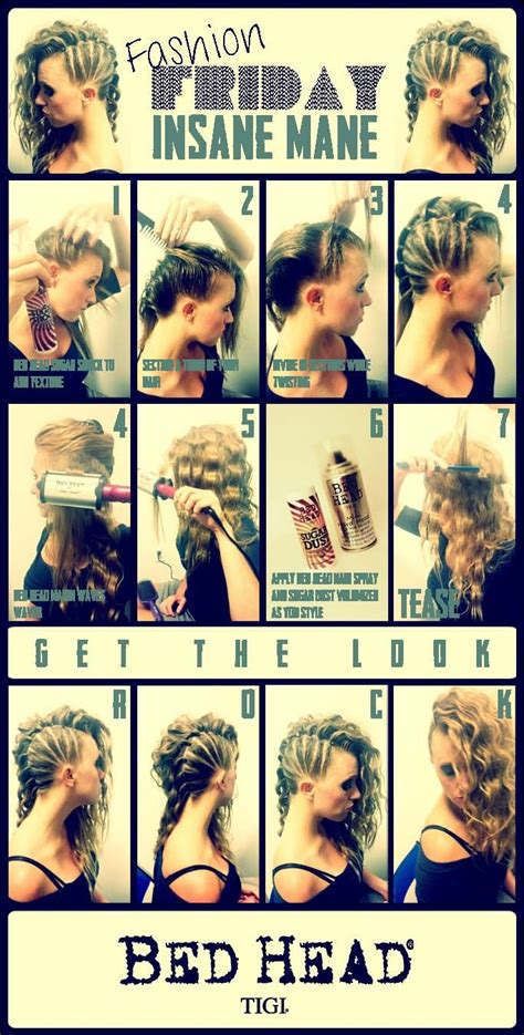 bed head makin waves pin by bed head styling on fashion fridays pinterest