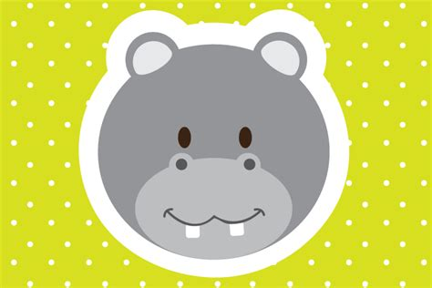 Hippo Paper Plate Craft - n 186 10 interesting hippo crafts for ᗖ preschoolers