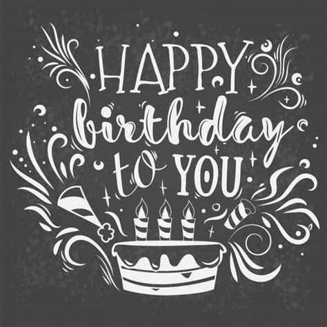 clipart compleanno gratis vector lettering buon compleanno scaricare vettori gratis