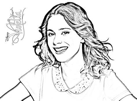 imagenes de violetta kawaii desenhos para colorir da violetta fichas e atividades