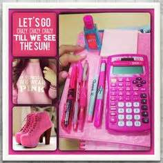 Office Supplies Girly My Girly Office On Pink Office Offices And