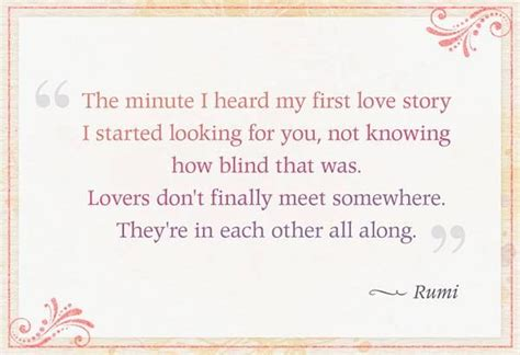 Wedding Quotes Rumi by Rumi On Marriage Quotes Quotesgram