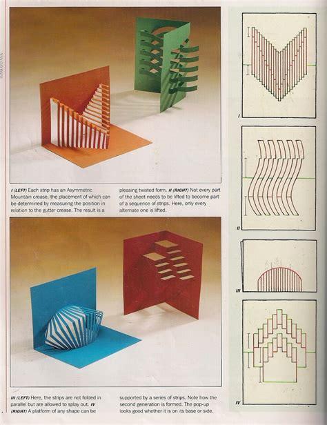 Kirigami Origami - http media cache ak0 pinimg 736x 15 ef 02