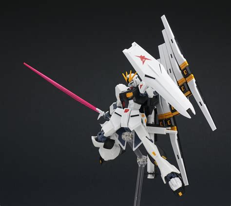 wallpaper nu gundam robot damashii side ms nu gundam new review no 25