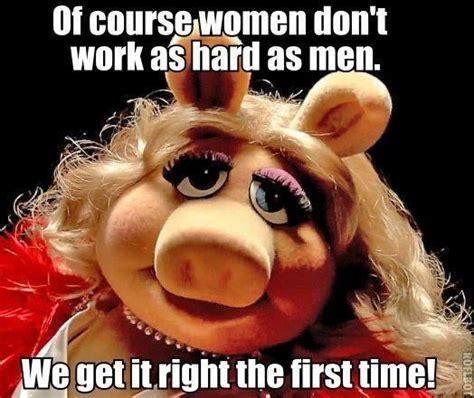 Ms Piggy Meme - ahhhh miss piggy quote ha ha pinterest hump